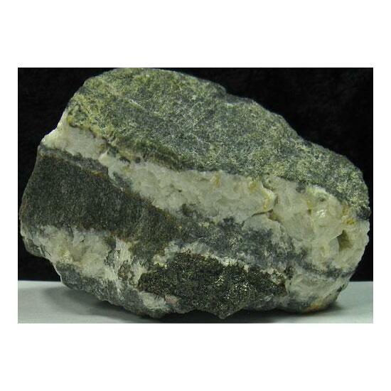 Native Silver & Dyscrasite & Löllingite & Ankerite