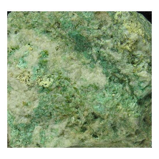 Varlamoffite & Turquoise & Wavellite