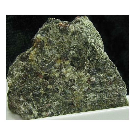 Almandine & Sillimanite