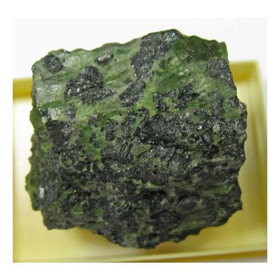 Antigorite In Chromite