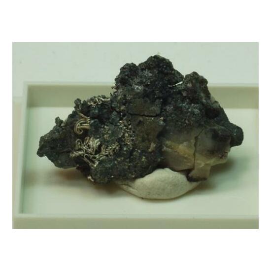 Pyrargyrite Dyscrasite & Native Silver