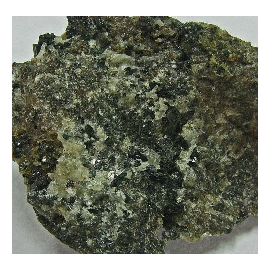 Baryte Feldspar & Actinolite
