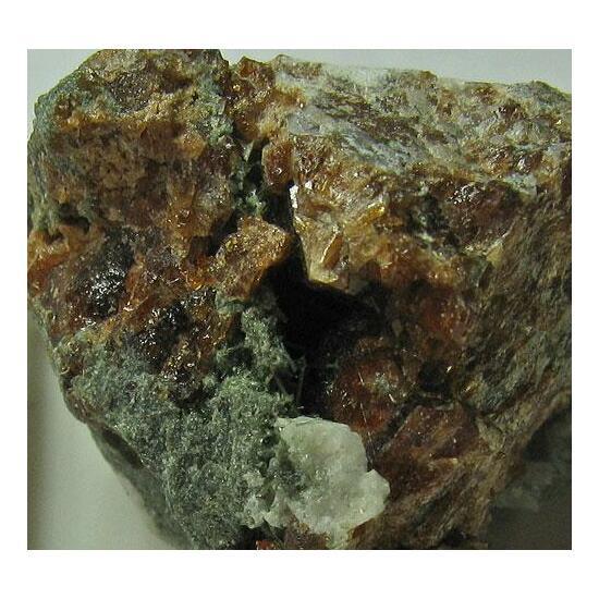 Grossular & Meionite