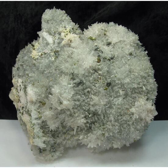 Quartz & Pyrite