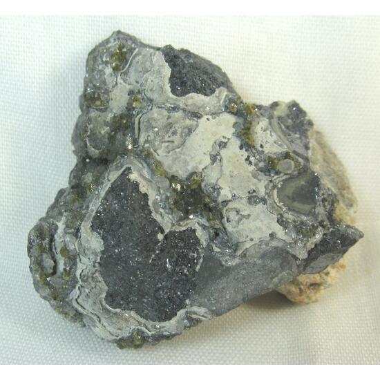 Cerussite & Wulfenite