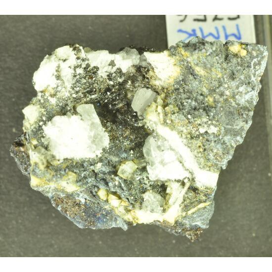Millerite & Sphalerite & Dolomite
