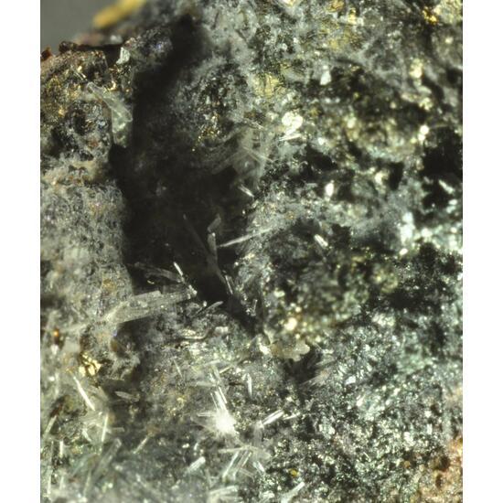Tenorite & Gypsum