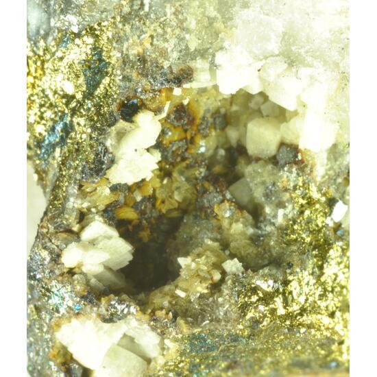 Siderite & Dolomite & Cerussite