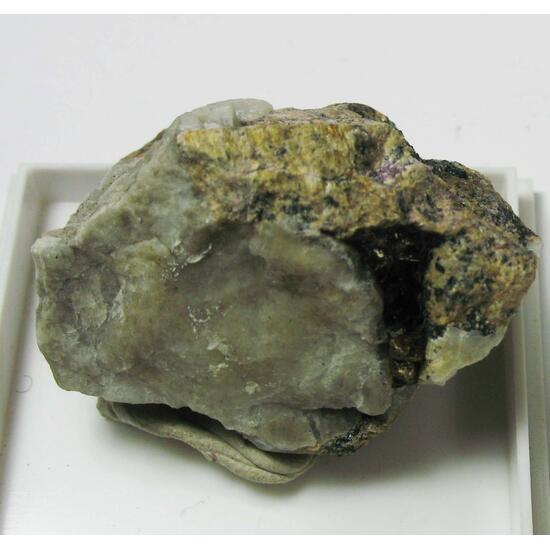 Wöhlerite & Lepidomelane