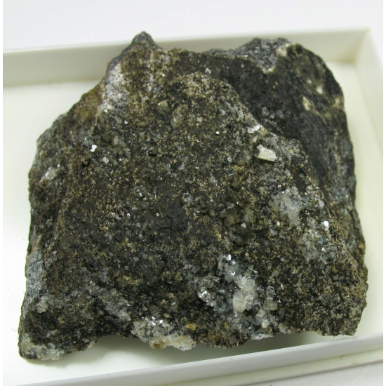 Heulandite & Stilbite & Pyrite