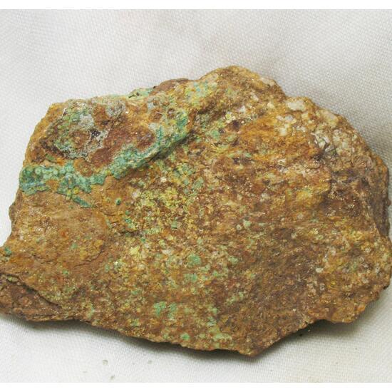 Chalcosiderite & Cyrilovite