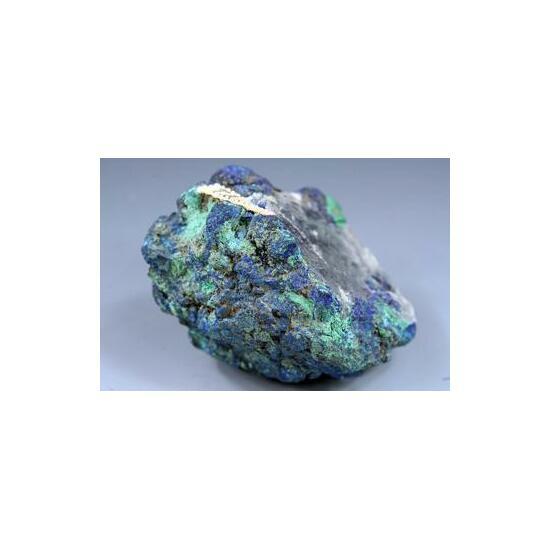 Azurite Malachite & Gypsum