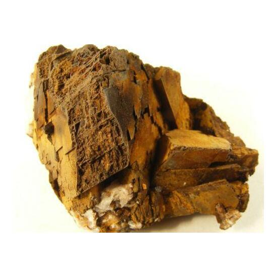 Limonite Psm Calcite