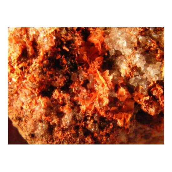 Minium Psm Cerussite