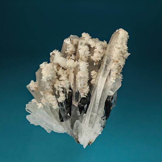 Quartz & Calcite