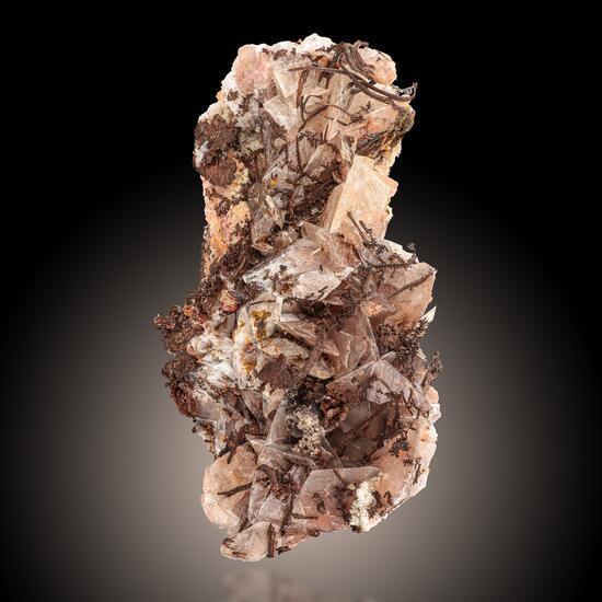 Copper On Calcite