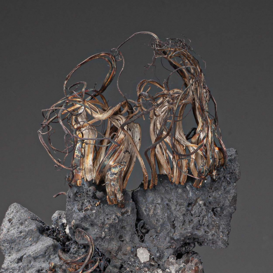 Silver On Acanthite