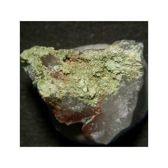 Perite & Chlorargyrite