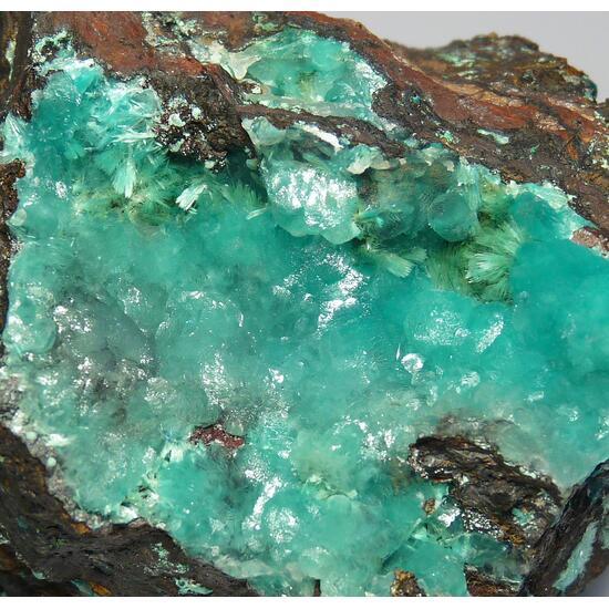 Smithsonite & Aurichalcite