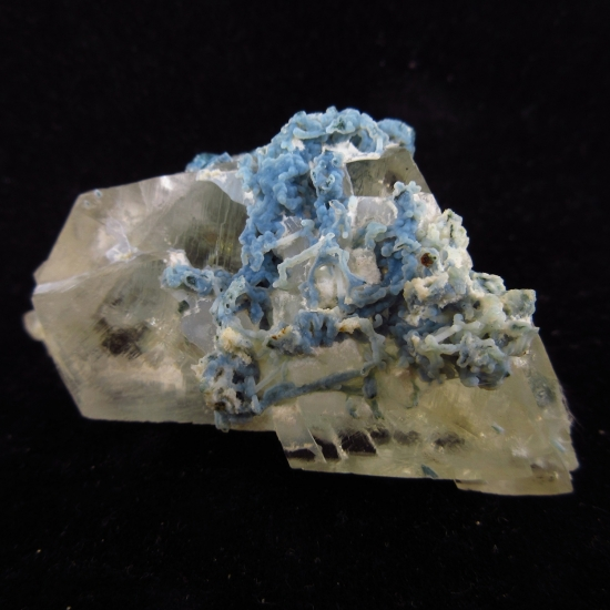Calcite With Chalcedony