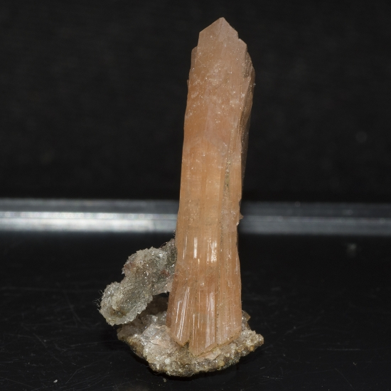 Stilbite With Chalcedony