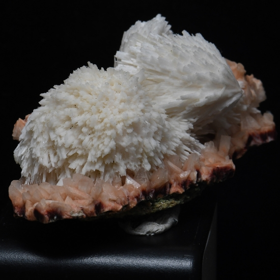 Mordenite On Heulandite