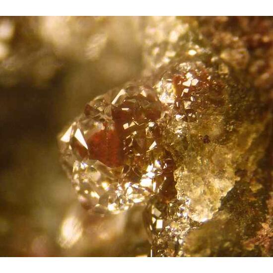 Natrolite Analcime & Gmelinite
