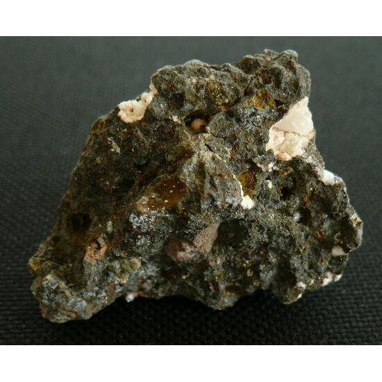 Phillipsite Analcime & Saponite