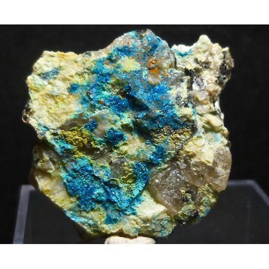 Connellite & Brochantite