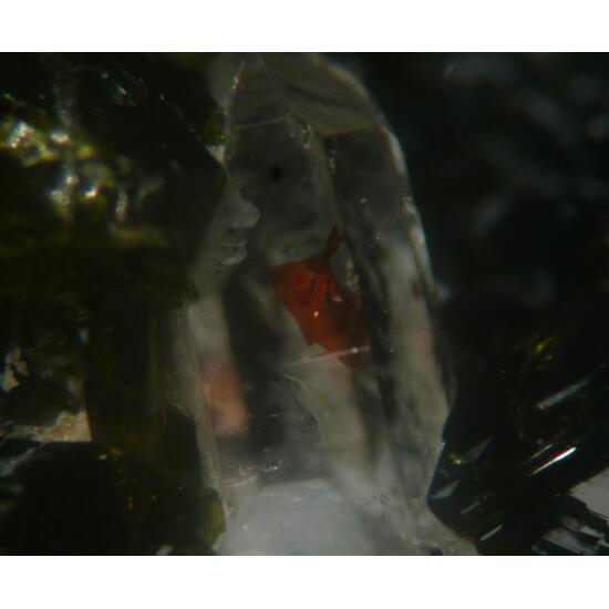Prehnite Epidote & Quartz