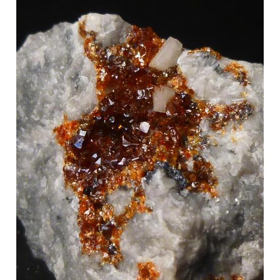 Sphalerite Var Honeyblende