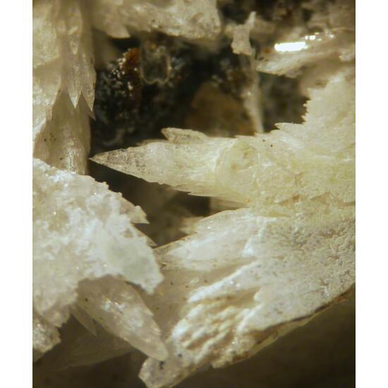 Strontianite Fluorite & Sphalerite