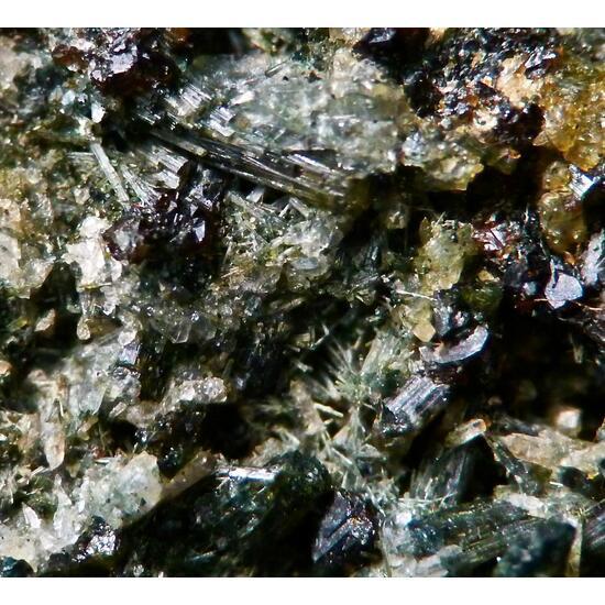 Tourmaline & Cassiterite