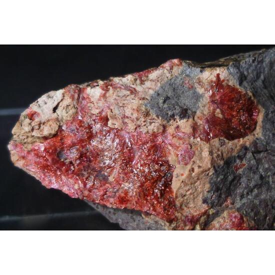 Withamite & Natrolite