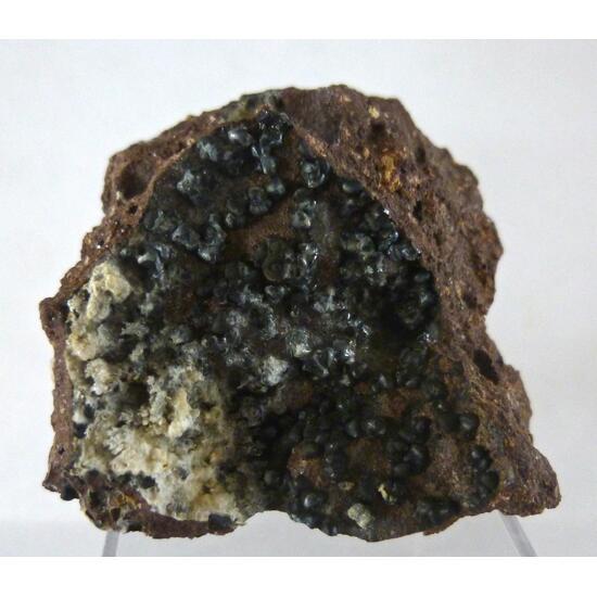 Hyalite Opal & Siderite