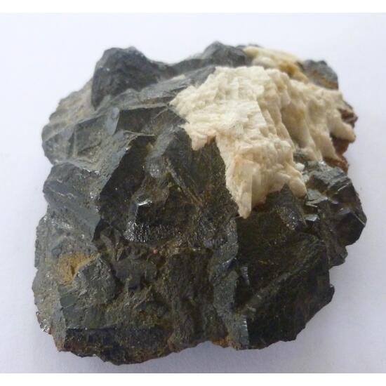 Sphalerite & Baryte