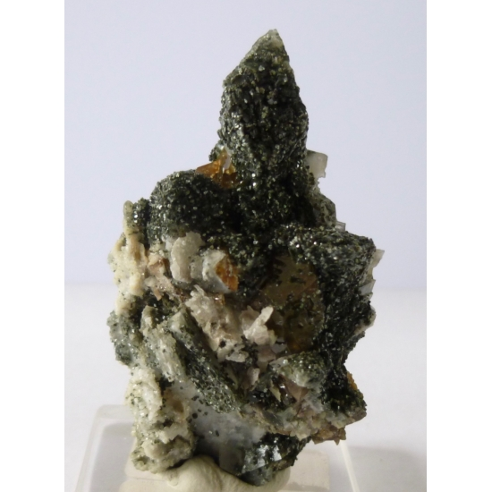 Titanite Chlorite Adularia & Calcite