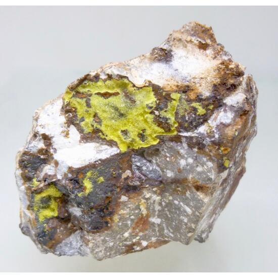 Uranophane