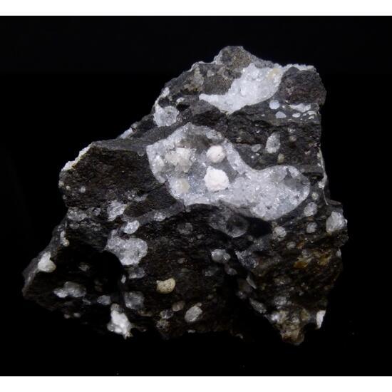Gismondine Chabazite Thomsonite & Calcite