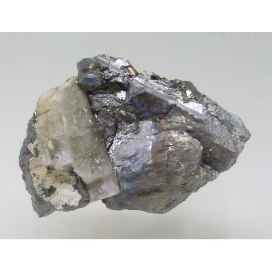 Apatite & Arsenopyrite