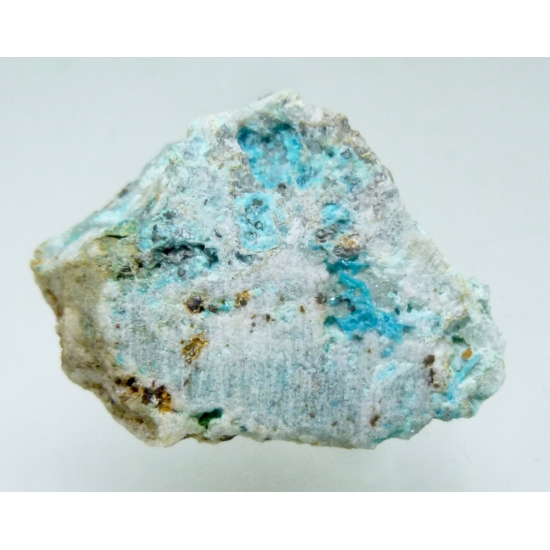 Caledonite & Cerussite