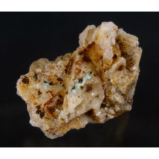 Hemimorphite Baryte & Fluorite