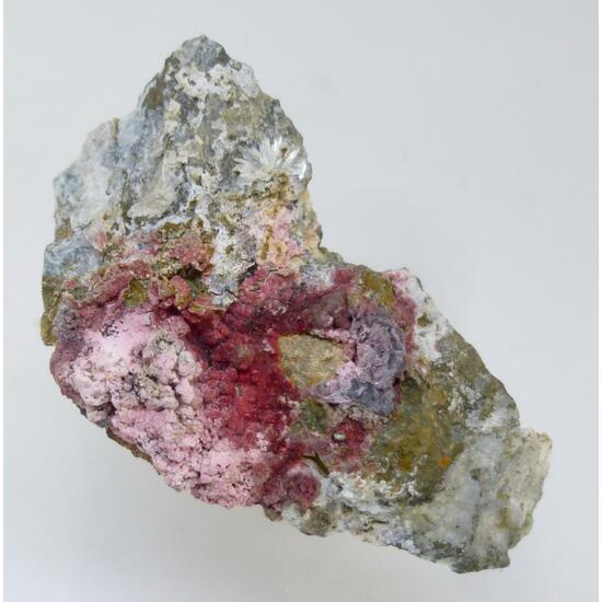 Erythrite & Rauenthalite