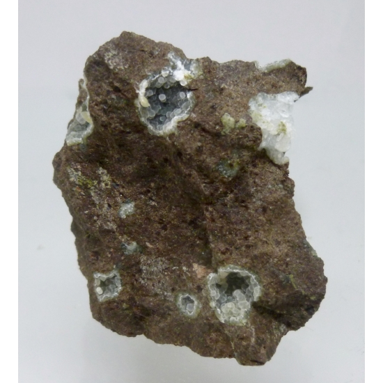Cowlesite & Calcite