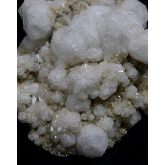 Analcime Thomsonite & Laumontite