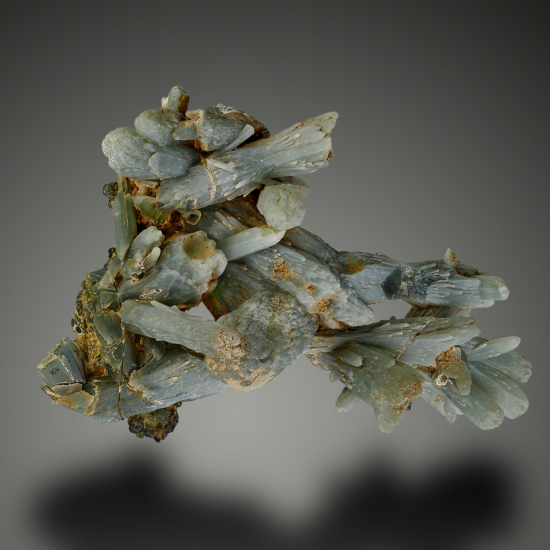 Prase & Hematite