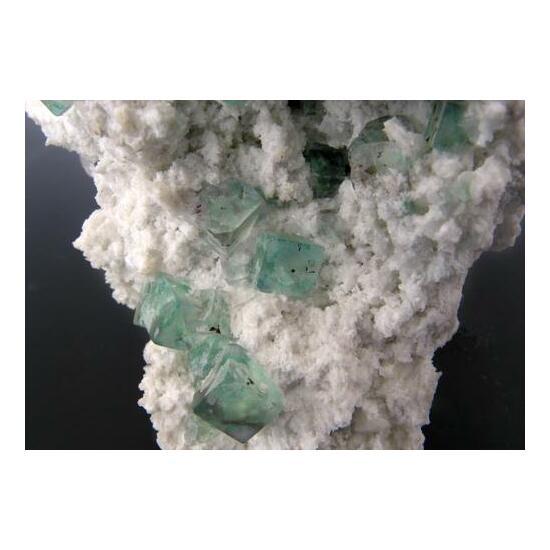 Fluorite & Dolomite