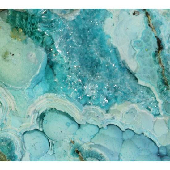 Chrysocolla Aurichalcite & Smithsonite