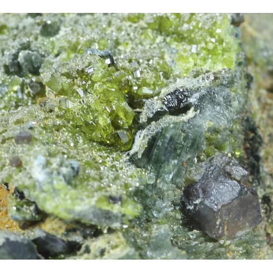 Diopside Epidote & Andradite