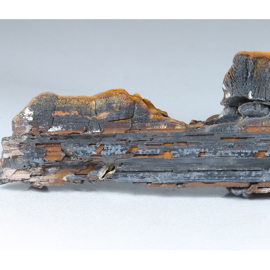 Goethite Psm Gypsum & Limonite